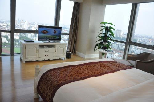 Puyu Zhongrun Apartment Hotel photo 2