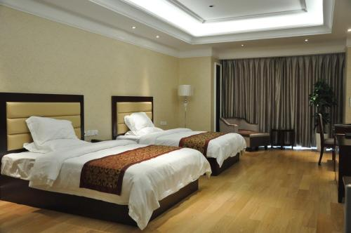 Puyu Zhongrun Apartment Hotel photo 6