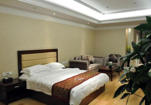 Puyu Zhongrun Apartment Hotel photo 9