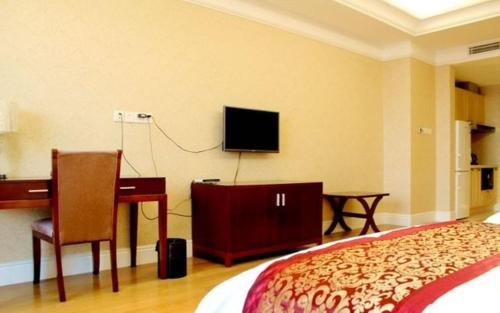 Puyu Zhongrun Apartment Hotel photo 17