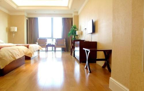 Puyu Zhongrun Apartment Hotel photo 24