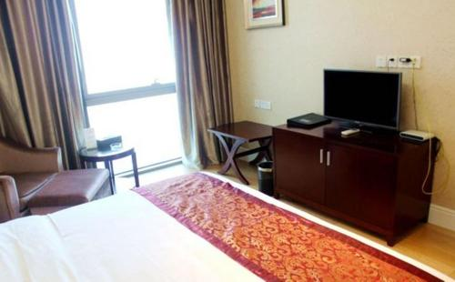 Puyu Zhongrun Apartment Hotel photo 28