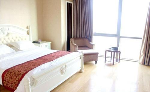 Puyu Zhongrun Apartment Hotel photo 32