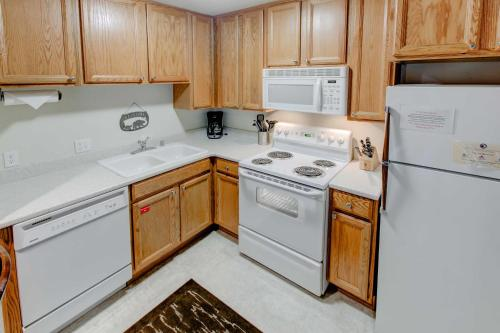 Sherwin Villas #42 - One Bedroom Condo - Mammoth Lakes, CA 93546