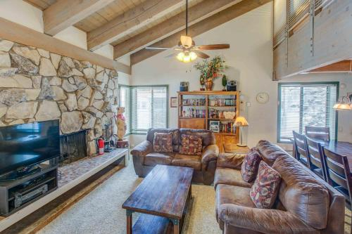 Fireside at the Village #315 Condo - Mammoth Lakes, CA 93546