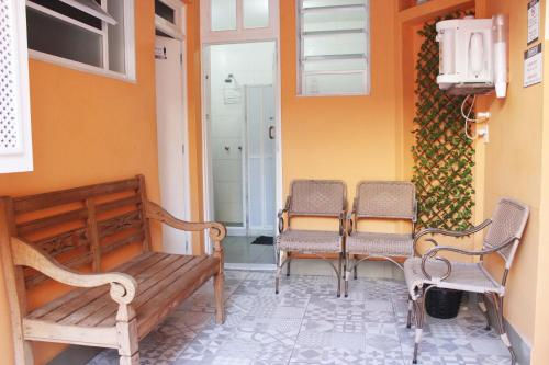 Villa Budget Hostel Copacabana Photo