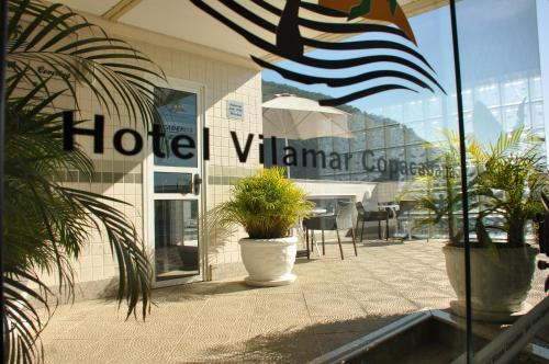 Hotel Vilamar Copacabana Photo