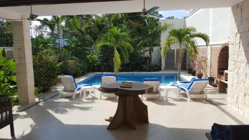 Serenity Tulum Style Private Luxury 2Bed Villa Photo