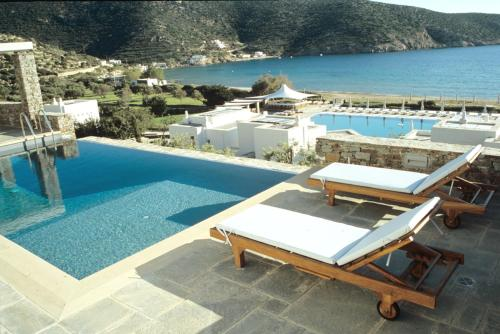 Elies Resorts - Vathy, Sifnos Greece