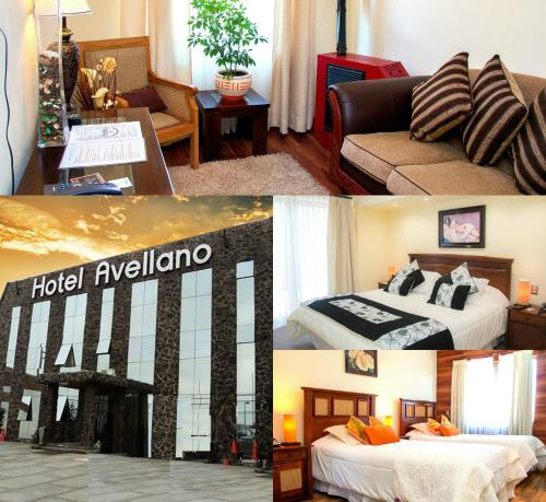 Hotel Avellano Photo