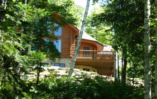 Chalet Tree House Photo