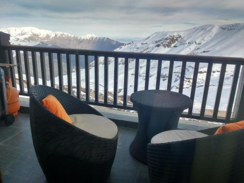 Apartamento Valle Nevado Chile Photo