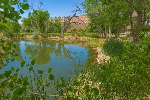 Canyon Creek at Zion Bed and Breakfast Photo
