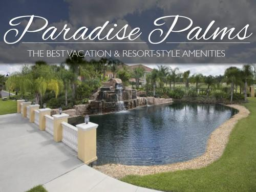 Villa 8804 Bamboo Palm Paradise Palms Photo