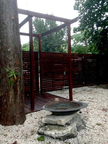 Miami Designer Teak Sanctuary Photo