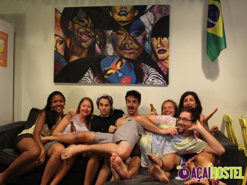 Açaí Hostel Salvador Photo