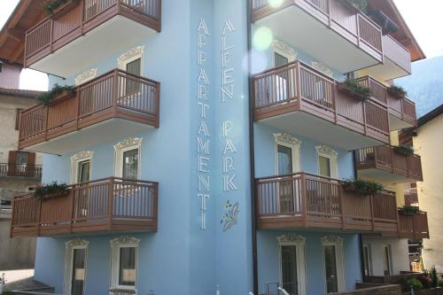 Apartments Alpen Park, Мольвено