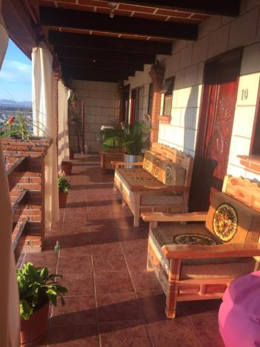 Hotel Colibri Queretaro Photo