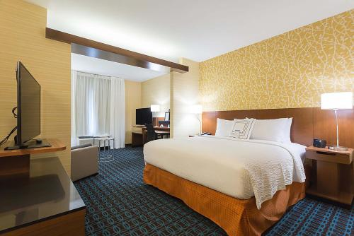 Fairfield Inn & Suites By Marriott Jamestown