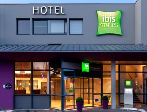 ibis Styles Rennes St. Gregoire - фото 0