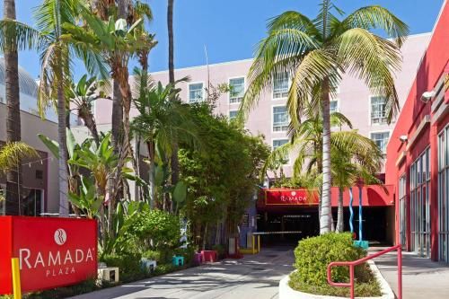 Hotel Ramada Plaza West Hollywood Hotel and Suites