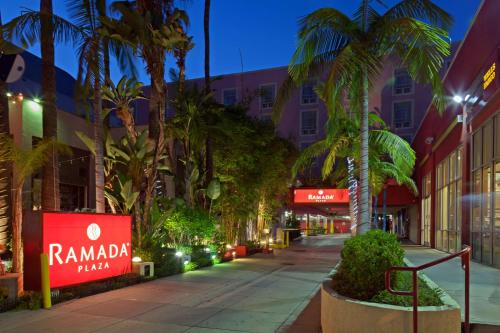 Ramada Plaza West Hollywood Hotel And Suites - West Hollywood, CA 90069