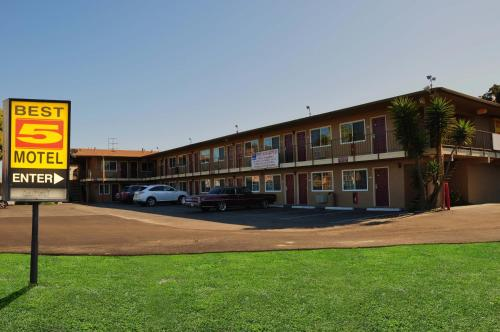 Picture of Best 5 Motel/><p class=