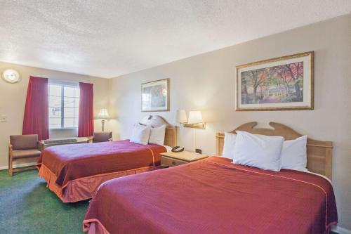 Howard Johnson Express Inn - Bakersfield - Bakersfield, CA 93304