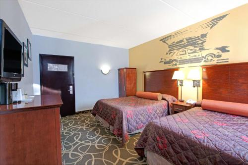 Howard Johnson Inn Queens Village Photo