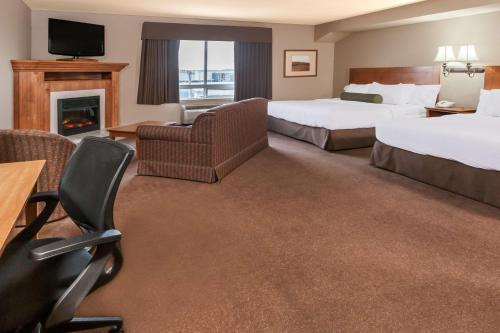 Airdrie Ramada Photo