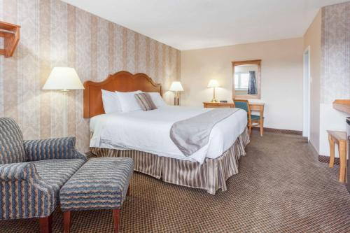 Howard Johnson Inn Moncton Photo