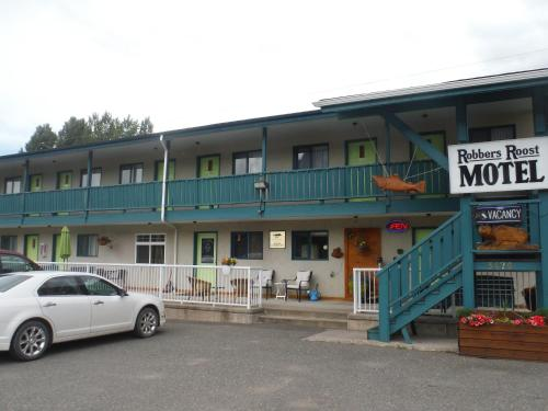 Robber's Roost Motel Photo