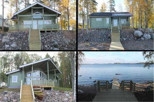 Saimaa Resort Sauna Villas, Рауха