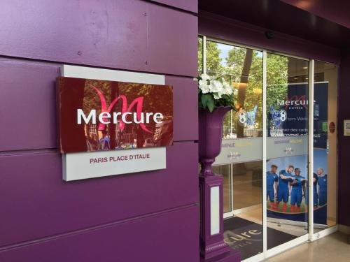 Mercure Paris Place d'Italie photo 39