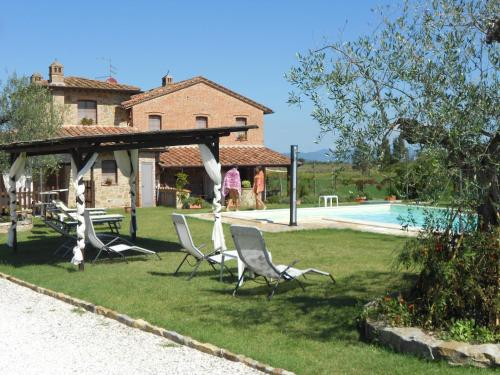 Antiche Fonti Holiday Home