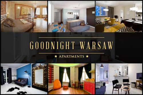 Goodnight Warsaw Apartments Wilcza 26A - фото 0