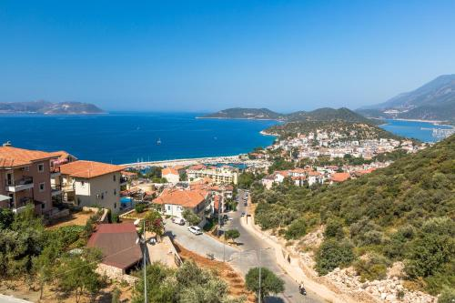 Kas Santorin Luxury Homes indirim kuponu
