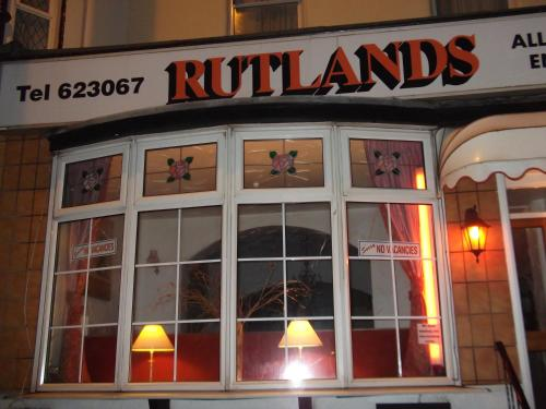 Photo of Rutlands Hotel Bed and Breakfast Accommodation in Blackpool Lancashire