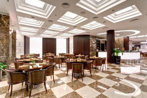 AZIMUT Hotel Olympic Moscow photo 41