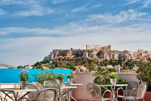 Arion Athens Hotel in athens - 3 star hotel