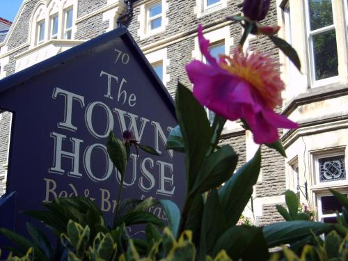 Photo of The Town House Hotel Bed and Breakfast Accommodation in Cardiff Cardiff