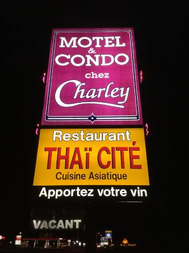 Motel Et Condo Chez Charley Photo