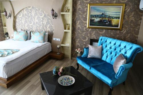 Istanbul A Palace Suites adres