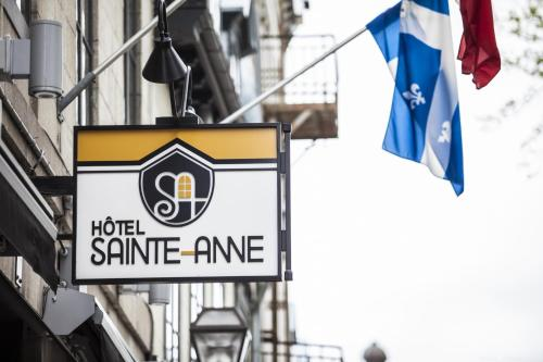 Hôtel Sainte-Anne Photo