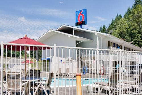 Motel 6 Kelso - Mount Saint Helens Photo