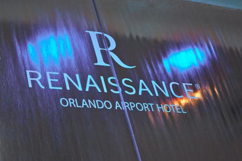 Renaissance Orlando Airport Hotel photo 26