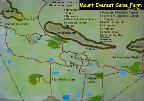 Mount Everest Guest Farm Photo