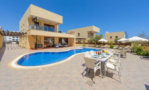 Fig Tree Bay Villa, Протарас