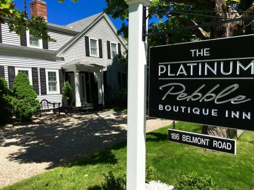 Platinum Pebble Boutique Inn Photo
