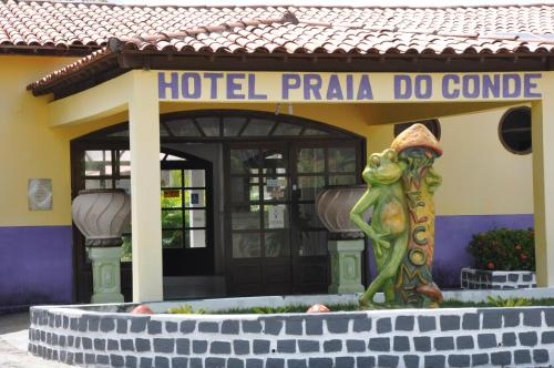 Hotel Praia do Conde Photo